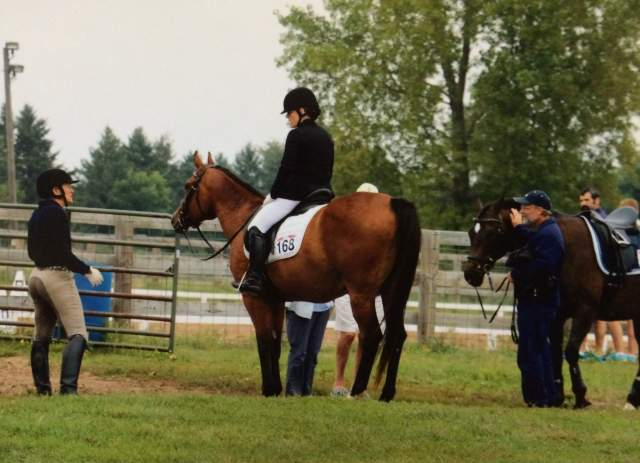 Smart Start at the Dog Days Schooling Show