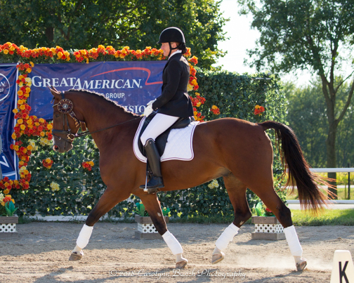 18R409 USDF First Level Open 18DC0144